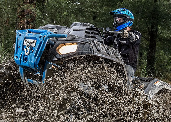 2017 Polaris Sportsman XP 1000 High Lifter Edition in Florence, South Carolina - Photo 3