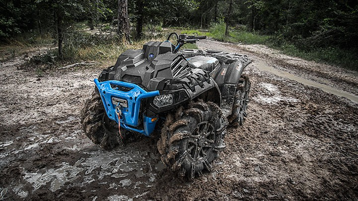 2017 Polaris Sportsman XP 1000 High Lifter Edition in Troy, New York