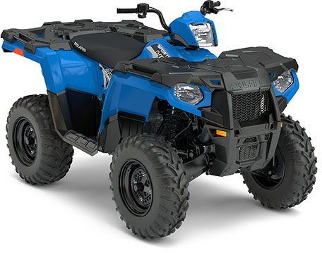 2017 Polaris Sportsman 450 H.O. in Gunnison, Colorado