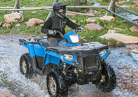 2017 Polaris Sportsman 450 H.O. in Troy, New York
