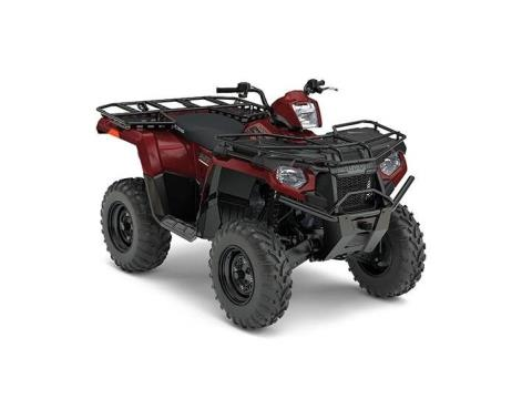 2017 Polaris Sportsman 450 H.O. Utility Edition in Rice Lake, Wisconsin