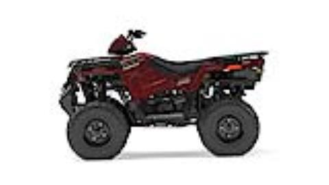 2017 Polaris Sportsman 450 H.O. Utility Edition in Findlay, Ohio