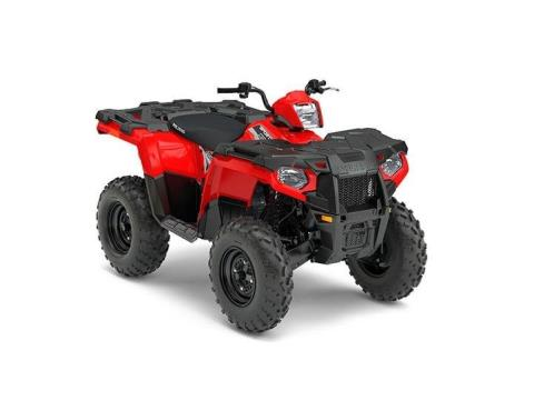 2017 Polaris Sportsman 570 in Rice Lake, Wisconsin