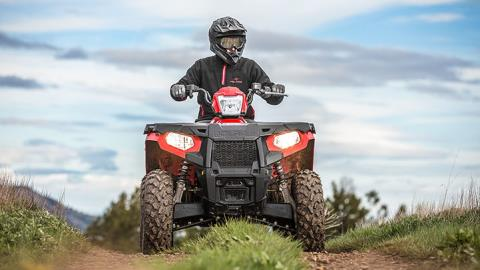 2017 Polaris Sportsman 570 in Marietta, Ohio