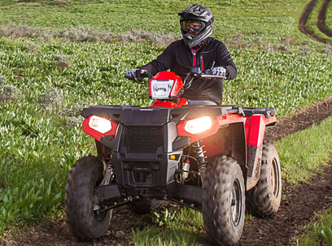 2017 Polaris Sportsman 570 in Tampa, Florida