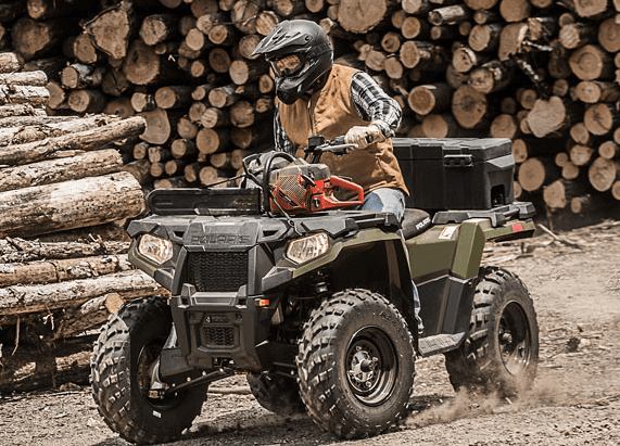 2017 Polaris Sportsman 570 in Appleton, Wisconsin - Photo 8