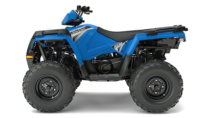 2017 Polaris Sportsman 570 in Springfield, Ohio
