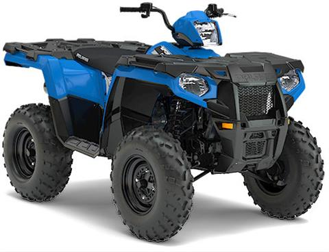 2017 Polaris Sportsman 570 in Little Falls, New York