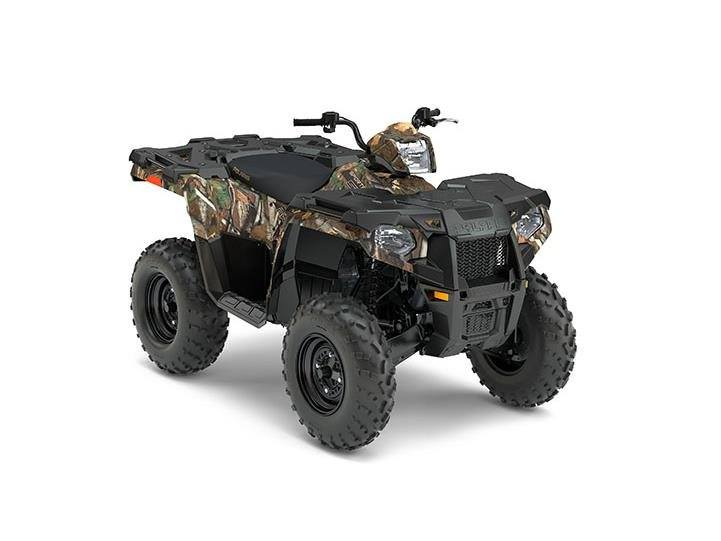 2017 Polaris Sportsman 570 Camo in Sterling, Illinois