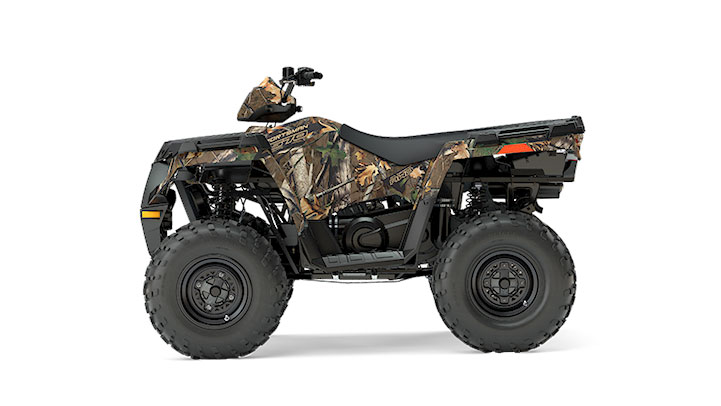 2017 Polaris Sportsman 570 Camo in Springfield, Ohio