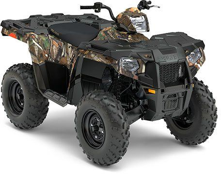 2017 Polaris Sportsman 570 Camo in Dimondale, Michigan