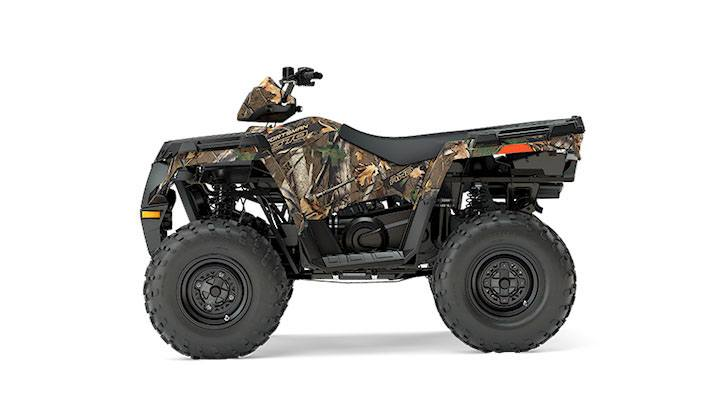 2017 Polaris Sportsman 570 Camo in Statesville, North Carolina