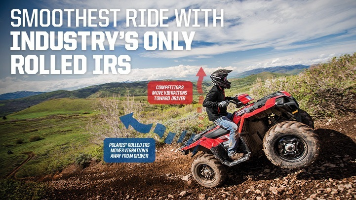 2017 Polaris Sportsman 570 EPS in Center Conway, New Hampshire