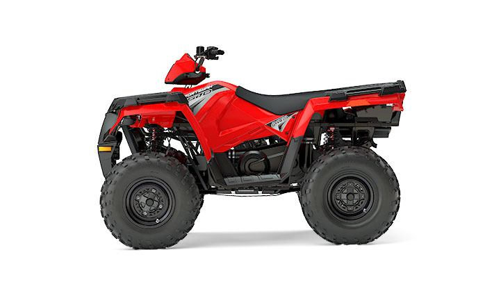 2017 Polaris Sportsman 570 EPS in Hotchkiss, Colorado