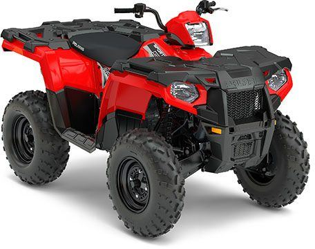 2017 Polaris Sportsman 570 EPS in Oak Creek, Wisconsin
