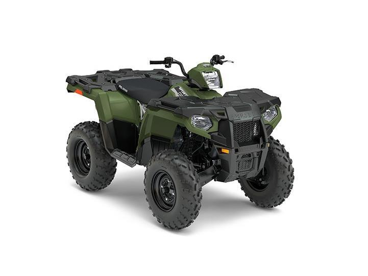 2017 Polaris Sportsman 570 EPS for sale 2324