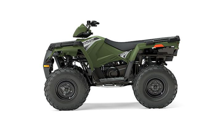 2017 Polaris Sportsman 570 EPS in Woodstock, Illinois