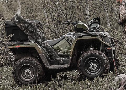 2017 Polaris Sportsman 570 EPS Camo in Center Conway, New Hampshire