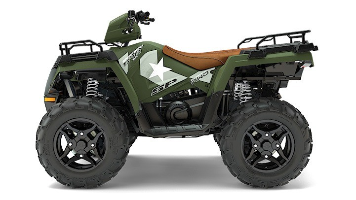 2017 Polaris Sportsman 570 SP in Oxford, Maine