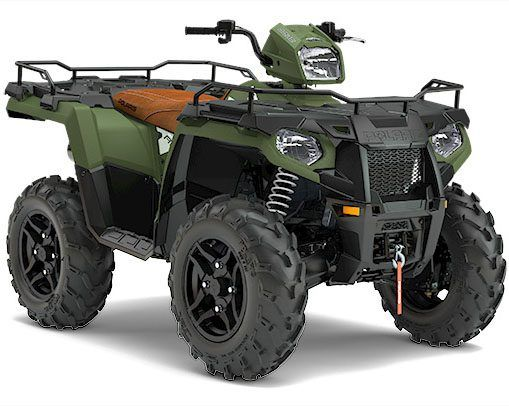 2017 Polaris Sportsman 570 SP in Auburn, California