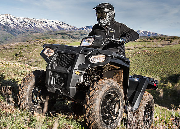 2017 Polaris Sportsman 570 SP in Huntington, West Virginia