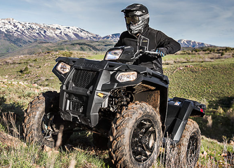 2017 Polaris Sportsman 570 SP in Lewiston, Maine