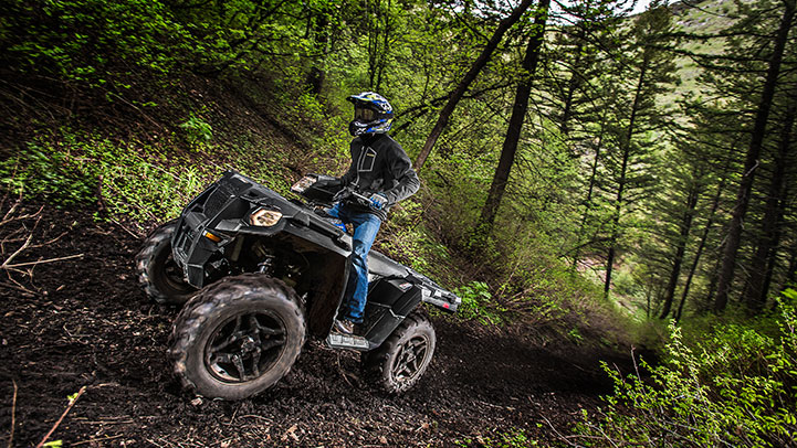 2017 Polaris Sportsman 570 SP in Bennington, Vermont