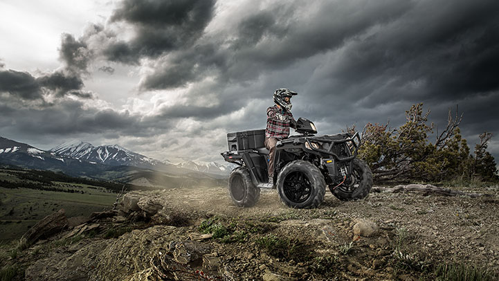 2017 Polaris Sportsman 570 SP in Hotchkiss, Colorado