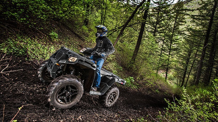 2017 Polaris Sportsman 570 SP in Florence, South Carolina