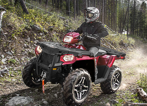 2017 Polaris Sportsman 570 SP in Traverse City, Michigan