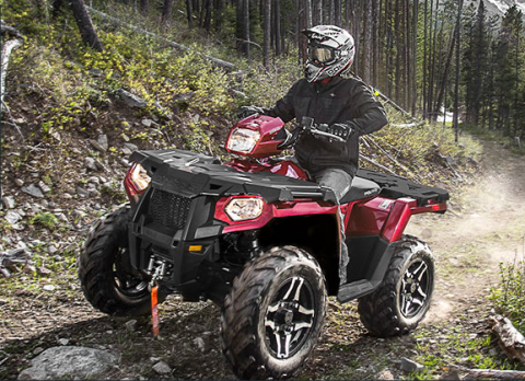 2017 Polaris Sportsman 570 SP in Chippewa Falls, Wisconsin