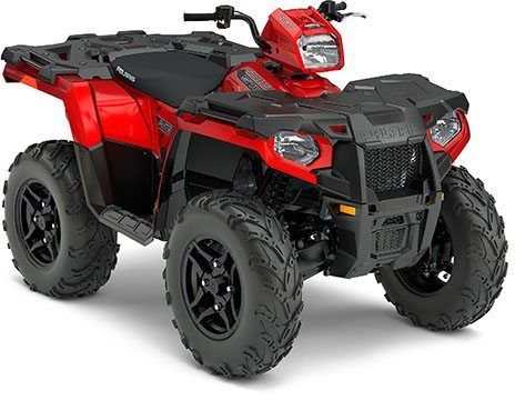 2017 Polaris Sportsman 570 SP in Rushford, Minnesota