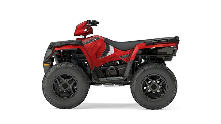 2017 Polaris Sportsman 570 SP in Adams, Massachusetts