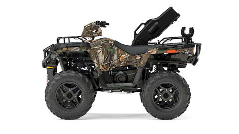 2017 Polaris Sportsman 570 SP Hunter Edition in Lowell, North Carolina