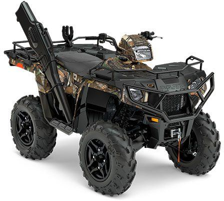 2017 Polaris Sportsman 570 SP Hunter Edition in Marietta, Ohio