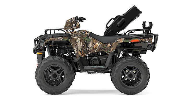 2017 Polaris Sportsman 570 SP Hunter Edition in Kansas City, Kansas