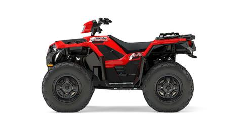 2017 Polaris Sportsman 850 in Leland, Mississippi