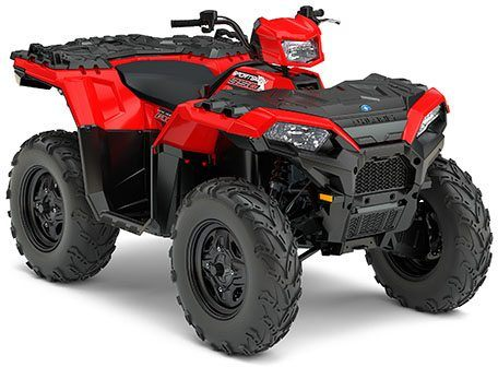 2017 Polaris Sportsman 850 in Deptford, New Jersey
