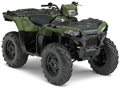 2017 Polaris Sportsman 850 in Adams, Massachusetts