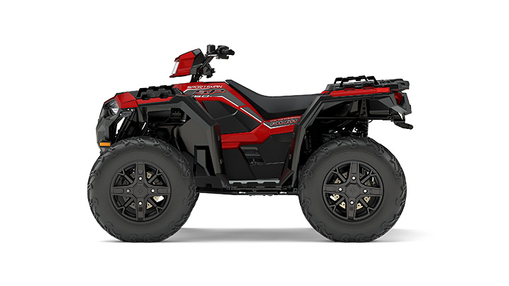 2017 Polaris Sportsman 850 SP in Mount Pleasant, Michigan
