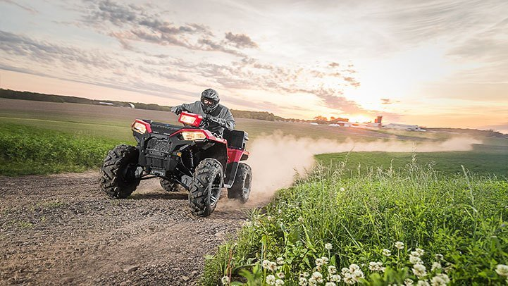 2017 Polaris Sportsman 850 SP in Waterbury, Connecticut