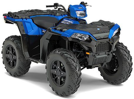 2017 Polaris Sportsman 850 SP in Cambridge, Ohio