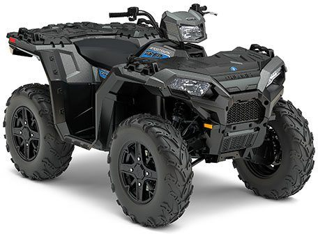 2017 Polaris Sportsman 850 SP in Pierceton, Indiana