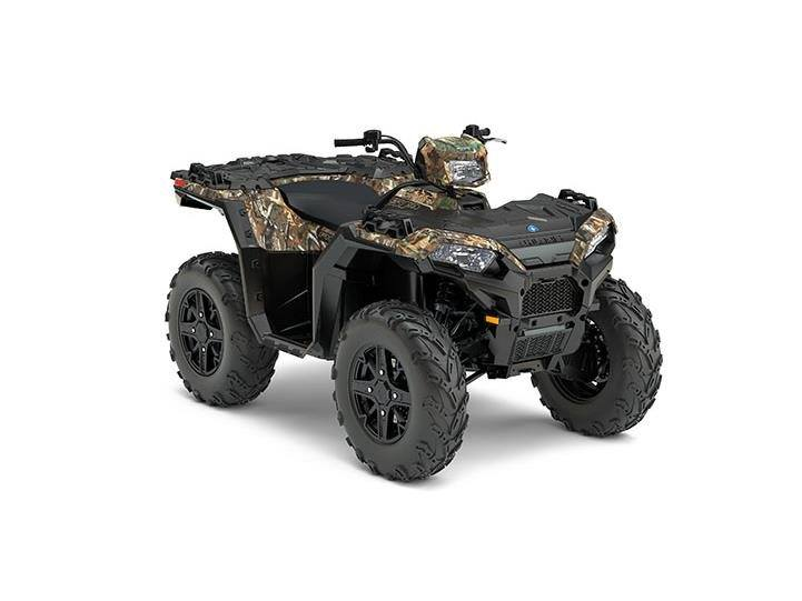 2017 Polaris Sportsman 850 SP Polaris Pursuit Camo for sale 8413