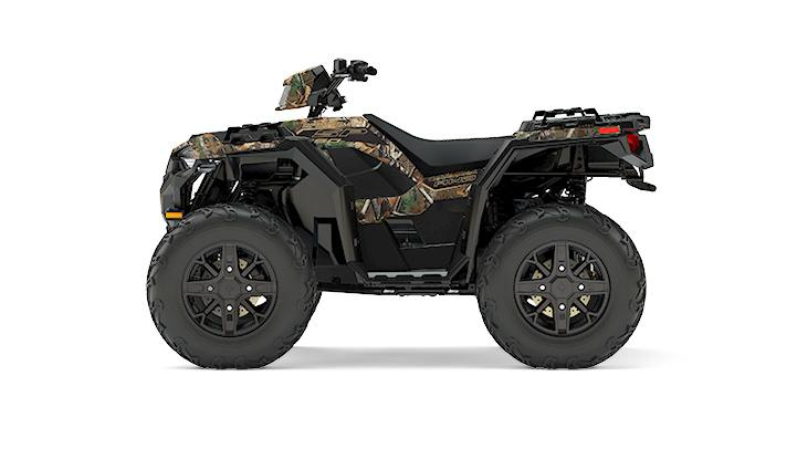 2017 Polaris Sportsman 850 SP Polaris Pursuit Camo in Mount Pleasant, Michigan