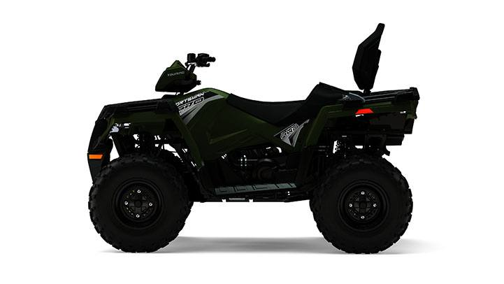 2017 Polaris Sportsman Touring 570 in Three Lakes, Wisconsin