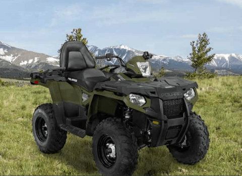 2017 Polaris Sportsman Touring 570 in Springfield, Ohio