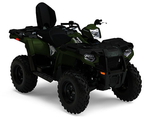2017 Polaris Sportsman Touring 570 in Powell, Wyoming