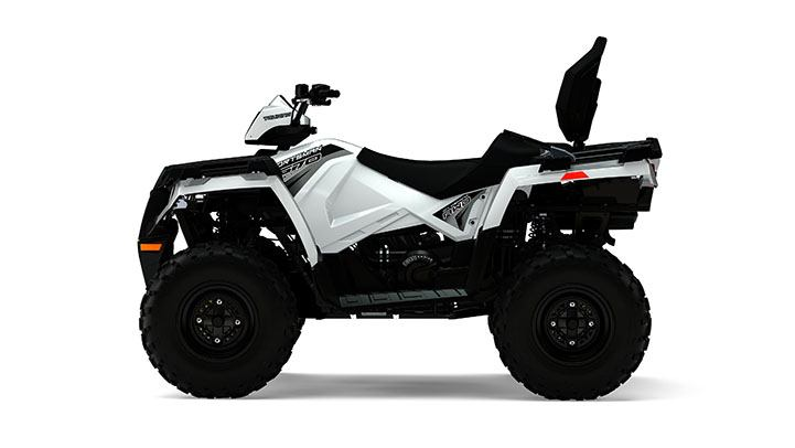 2017 Polaris Sportsman Touring 570 EPS in Cochranville, Pennsylvania