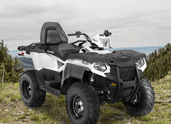 2017 Polaris Sportsman Touring 570 EPS in Bennington, Vermont